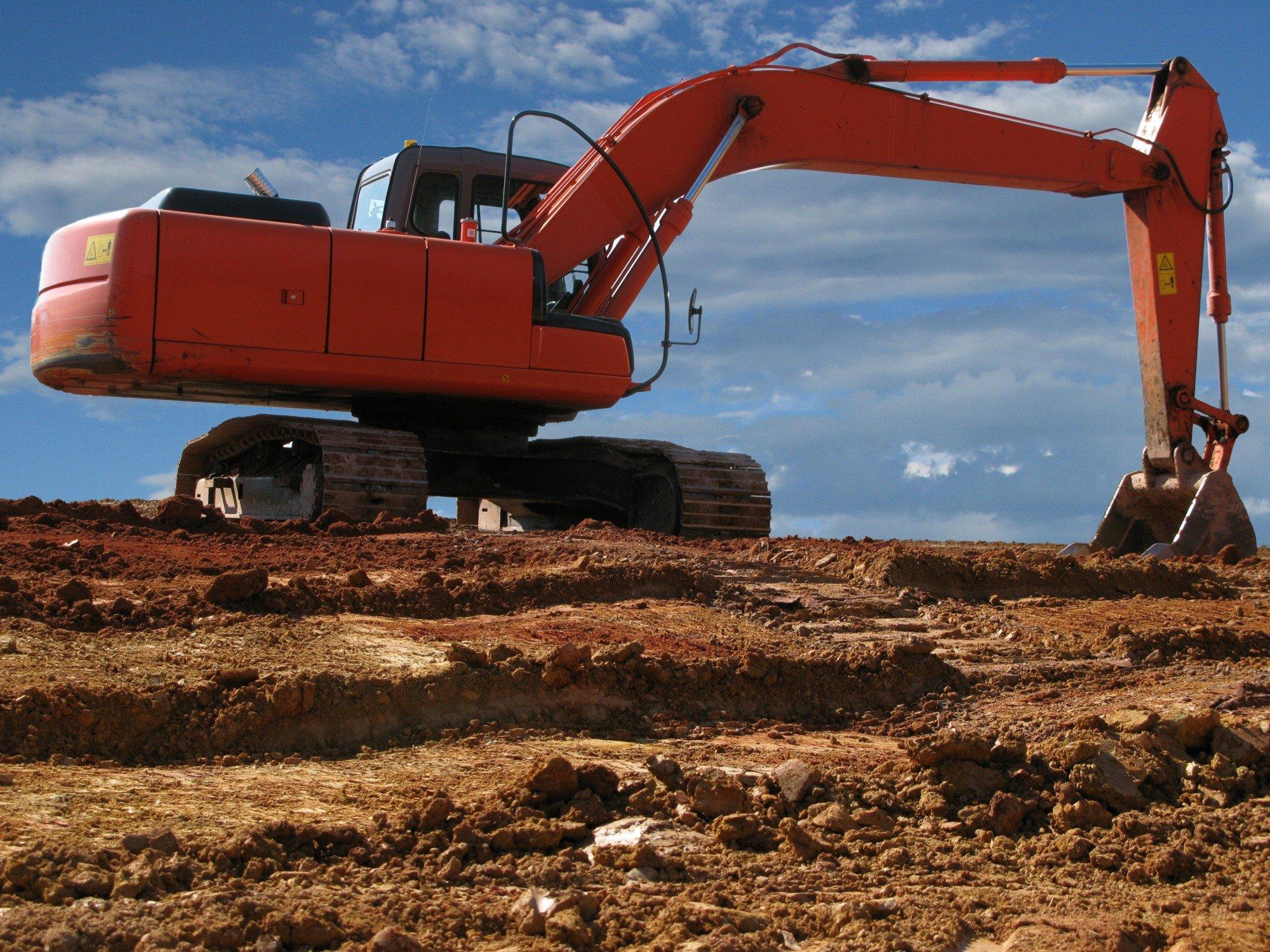 Хидравлични масла IP Italiana Petroli за строителни машини