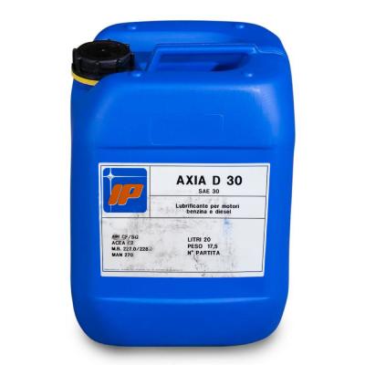 Моторно масло IP AXIA D 30 туба 20 литра