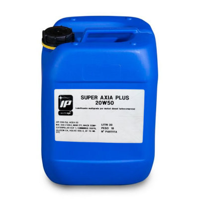 Моторно масло IP SUPER AXIA Plus 20W50 туба 20 литра