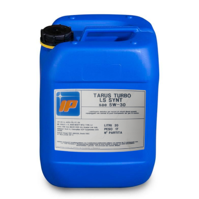 Моторно масло IP TARUS TURBO LS SYNT 5W30 туба 20 литра