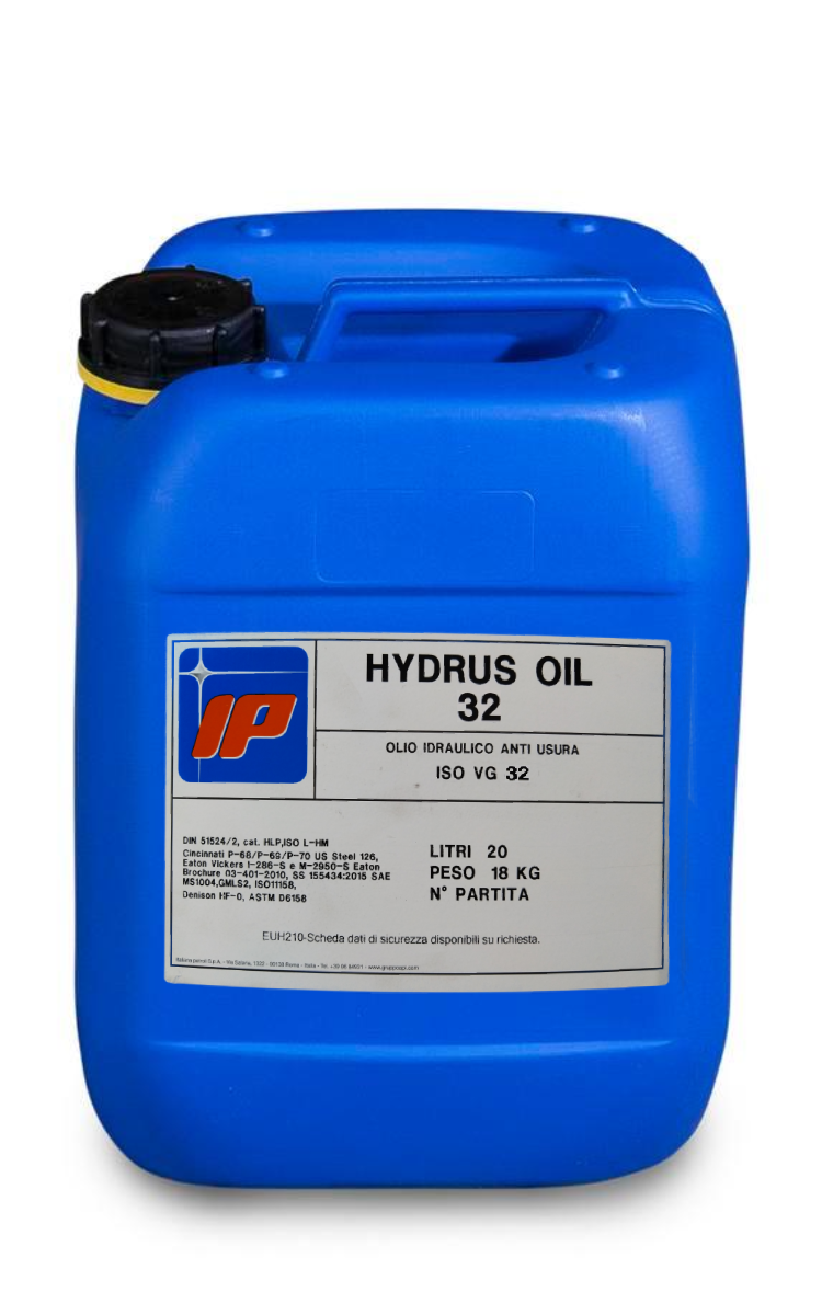 IP Hydrus Oil 32 хидравлично масло HLP