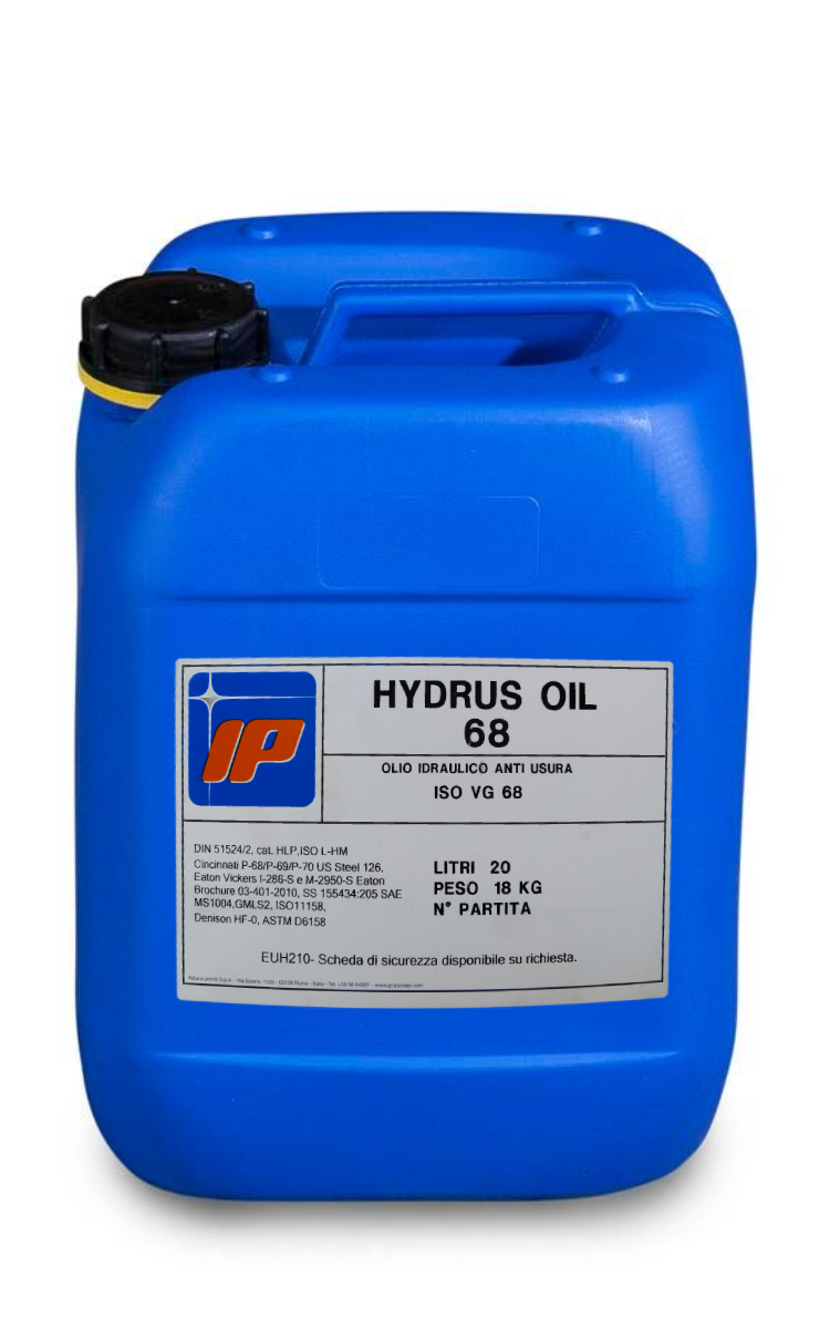 IP Hydrus Oil 68 хидравлично масло HLP