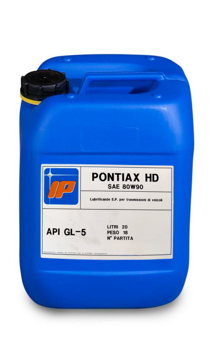 Диференциално масло IP Pontiax HD 80W90