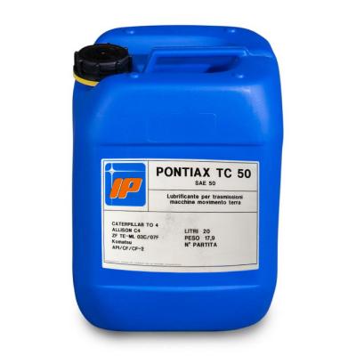 IP Pontiax TC 50 масло тип TDTO
