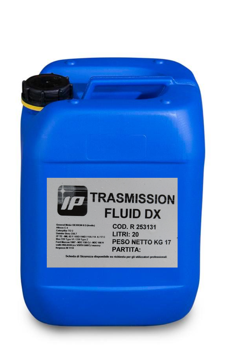 IP Transmission Fluid DX масло тип ATF