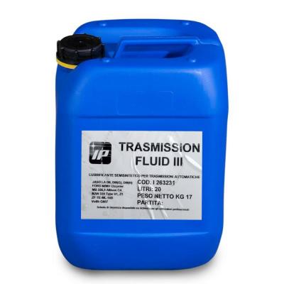 IP Transmission Fluid III масло тип ATF