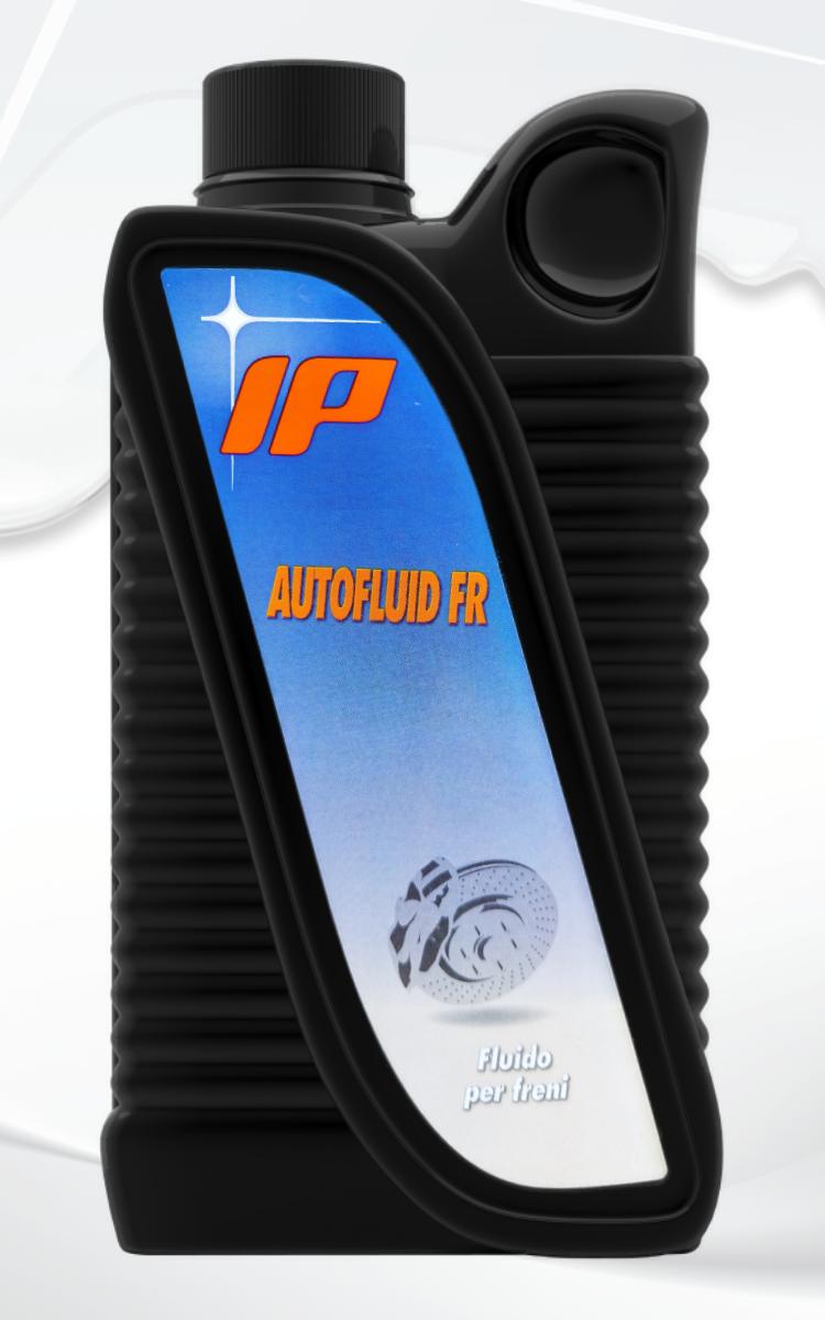 Спирачна течност DOT4 IP Autofluid FR бутилка 1 литър