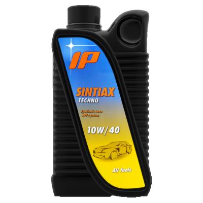 Моторно масло IP Sintiax Techno 10W40 бутилка 1 литър