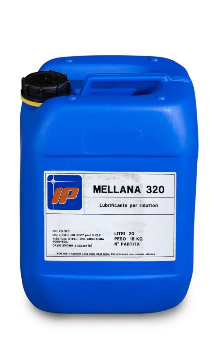 Редукторно масло IP Mellana 320